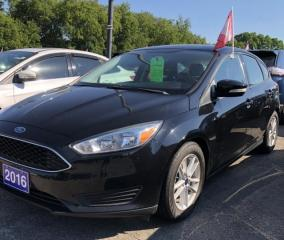Used 2016 Ford Focus SE for sale in Brockville, ON