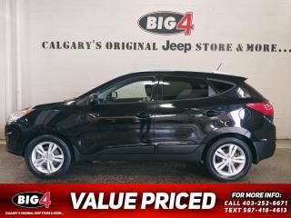 Used 2013 Hyundai Tucson GLS AWD for sale in Calgary, AB