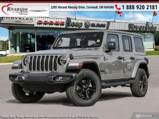 New 2020 Jeep Wrangler Unlimited Sahara Altitude for sale in Cornwall, ON