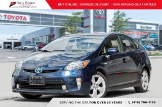 Used 2015 Toyota Prius for sale in Toronto, ON