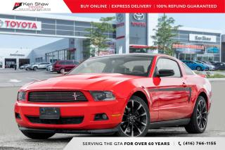 Used 2012 Ford Mustang for sale in Toronto, ON