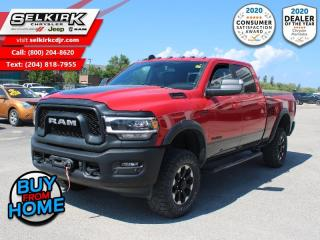 Used 2019 RAM 2500 Power Wagon - $404 B/W - Low Mileage for sale in Selkirk, MB