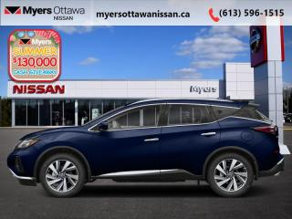 New 2020 Nissan Murano SL  - Navigation -  Sunroof for sale in Ottawa, ON