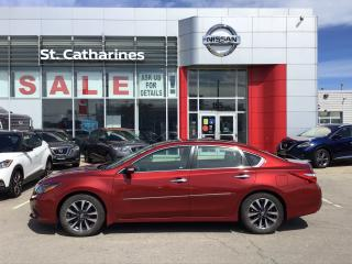 Used 2016 Nissan Altima 2.5 SL for sale in St. Catharines, ON