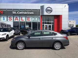 Used 2017 Nissan Sentra 1.8 S for sale in St. Catharines, ON