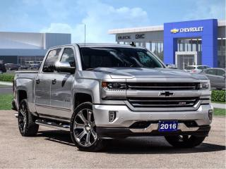 Used 2016 Chevrolet Silverado 1500 LTZ for sale in Markham, ON
