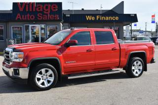 Used 2015 GMC Sierra 1500 SLE Back-Up Camera! AUX & USB Port! Cruise Control! for sale in Saskatoon, SK