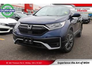 Used 2020 Honda CR-V EX-L AWD for sale in Whitby, ON
