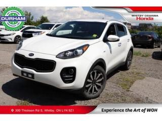 Used 2017 Kia Sportage for sale in Whitby, ON