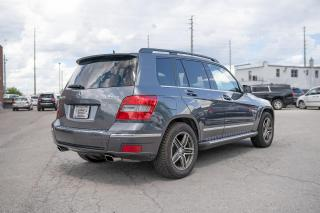 Used 2010 Mercedes-Benz GLK-Class GLK350 4MATIC DUAL SUNROOF for sale in Concord, ON