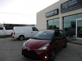 Used 2018 Toyota Yaris HATCHBACK SE for sale in Oakville, ON