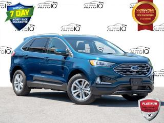 Used 2020 Ford Edge SEL Evasive Steering Assist | Adaptive Cruise Control | Navigation for sale in St Catharines, ON
