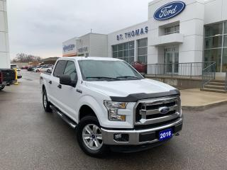 Used 2016 Ford F-150 XLT for sale in St Thomas, ON