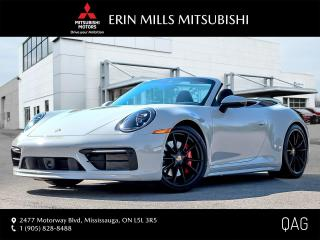 Used 2020 Porsche 911 Carrera 4S Cabriolet (992) Executive Driven|No Accidents|$200K+ New for sale in Mississauga, ON