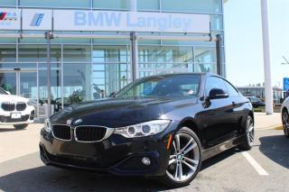 Used 2016 BMW 4 Series xDrive Coupe for sale in Langley, BC