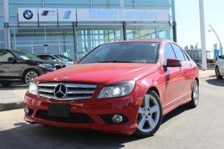 Used 2010 Mercedes-Benz C 300 W4 4MATIC Sedan for sale in Langley, BC