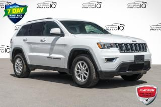 Used 2020 Jeep Grand Cherokee Laredo LOW MILEAGE 4X4 SUV for sale in Innisfil, ON