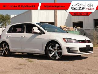 Used 2015 Volkswagen Golf GTI Autobahn for sale in High River, AB