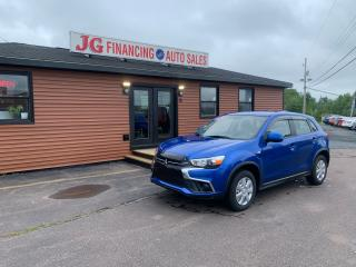Used 2019 Mitsubishi RVR ES for sale in Millbrook, NS