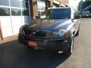 Used 2006 Volvo XC90 2.5L Turbo 7 seat for sale in Weston, ON