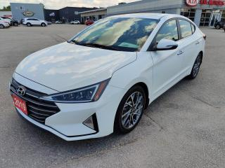 Used 2019 Hyundai Elantra Ultimate for sale in Owen Sound, ON