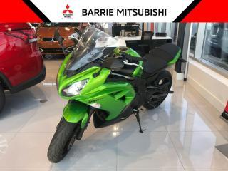 Used 2012 Kawasaki Ninja 650 for sale in Barrie, ON