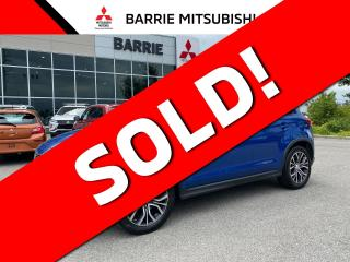 Used 2016 Mitsubishi RVR GT for sale in Barrie, ON
