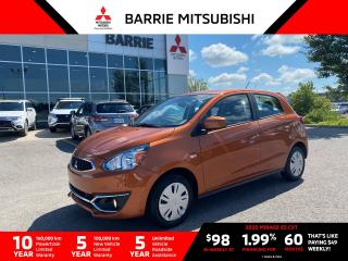 Used 2020 Mitsubishi Mirage ES *NEW* for sale in Barrie, ON