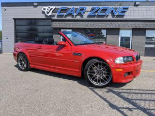 Used 2006 BMW 3 Series M3 Convertible for sale in Calgary, AB