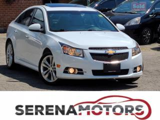 Used 2012 Chevrolet Cruze LTZ | RS PKG | FULLY LOADED | AUTO | NO ACCIDENTS for sale in Mississauga, ON