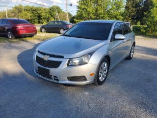 Used 2013 Chevrolet Cruze LT Turbo for sale in Stouffville, ON