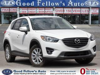 Used 2016 Mazda CX-5 GS MODEL, LEATHER SEATS, SUNROOF, SKYACTIV, NAVI for sale in Toronto, ON