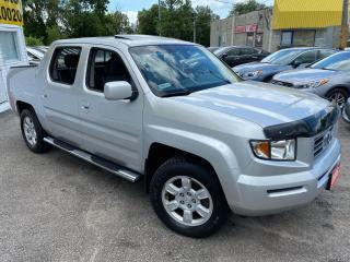 Used 2006 Honda Ridgeline EX-L/ 4WD/ LEATHER/ SUNROOF/ ALLOYS/ PWR SEATS++ for sale in Scarborough, ON