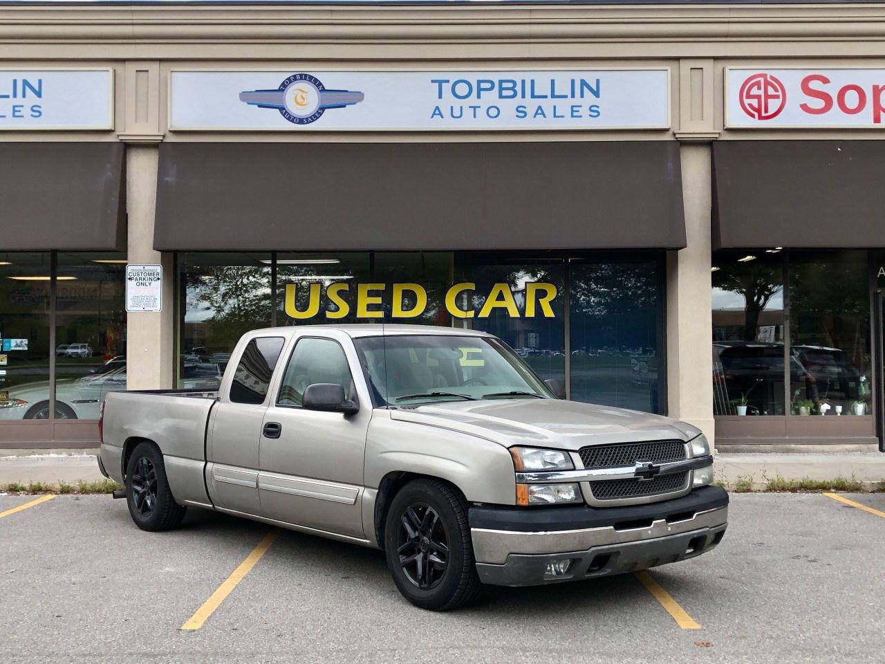 2003 Chevrolet Silverado 1500 LS 2 Years Warranty