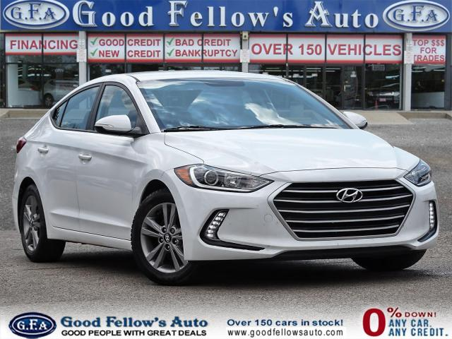 2017 Hyundai Elantra GL MODEL, REARVIEW CAMERA,DRIVER BLIND SPOT ASSIST
