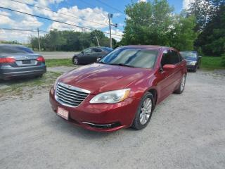 2011 Chrysler 200 S TOURING LOW KMS