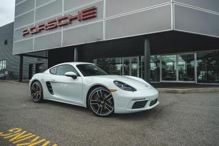 New 2019 Porsche 718 Cayman PDK for sale in Langley City, BC