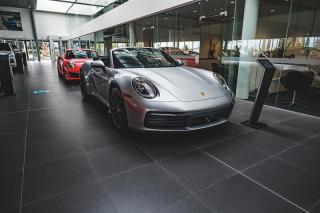 New 2020 Porsche 911 Carrera Cabriolet (992) for sale in Langley City, BC