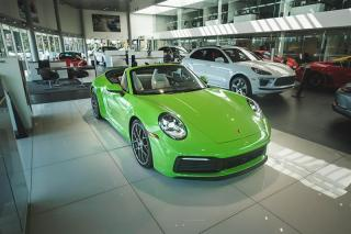 New 2020 Porsche 911 Carrera 4S Cabriolet (992) for sale in Langley City, BC