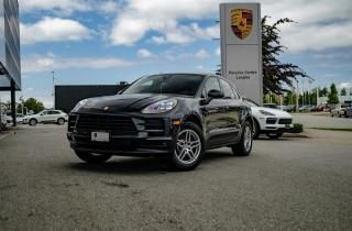 New 2020 Porsche Macan for sale in Langley City, BC