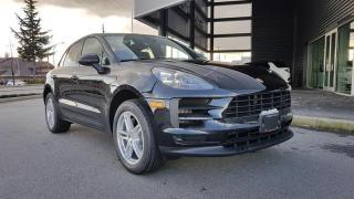 New 2020 Porsche Macan S for sale in Langley City, BC