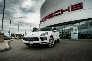 New 2020 Porsche Cayenne E-Hybrid e-Hybrid for sale in Langley City, BC