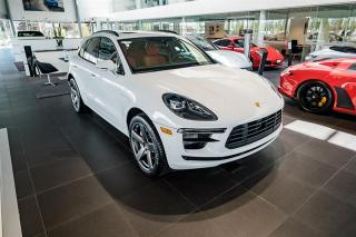 New 2020 Porsche Macan Turbo for sale in Langley City, BC