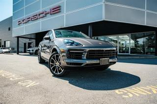 New 2020 Porsche Cayenne COUPE S Coupe for sale in Langley City, BC