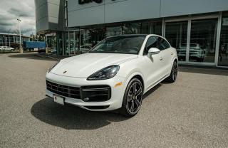 New 2020 Porsche Cayenne COUPE Turbo Coupe for sale in Langley City, BC
