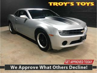 Used 2010 Chevrolet Camaro LS for sale in Guelph, ON