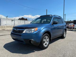 Used 2009 Subaru Forester X w/Prem/All-Weather for sale in Scarborough, ON