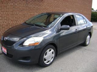 Used 2010 Toyota Yaris for sale in Oakville, ON