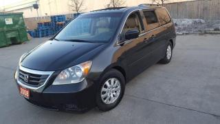 Used 2008 Honda Odyssey EX-L, DVD, 8 Passengers, 3/Y warranty availab for sale in Toronto, ON