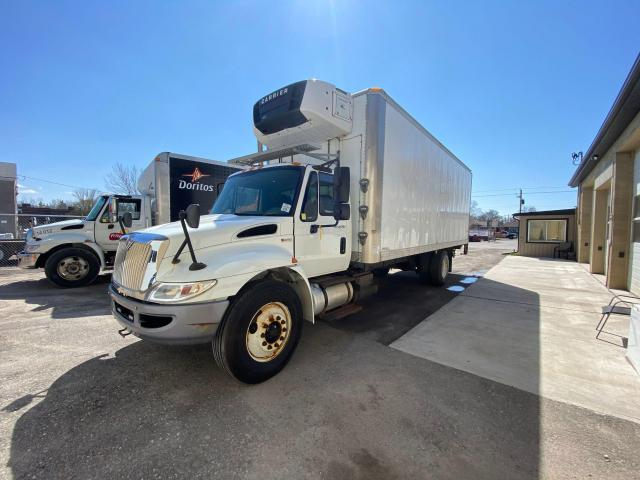 2011 International DuraStar 4300 + 24 Foot Box + Refrigerated!